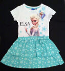 Girls Disney FROZEN Elsa The Snow Queen DRESS from Primark VARIOUS AGES
