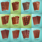 Silicone Candy Chocolate Cakes Decorating Mold Baking Tools Kitchen Accessories
