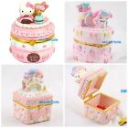 2013 HELLO KITTY MY MELODY LITTLE TWINS STAR 3D CERAMIC JEWELRY BOX