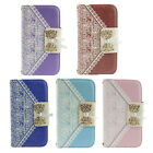 Favored 1PC Cute Flip Wallet Leather Case Cover for Samsung Galaxy S3 i9300