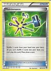 Pokemon Xy Furious Fists - Maintenance 96/111 - Trainer Card
