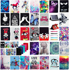 Print PU Leather Case Cover For Samsung Galaxy Tab 3 10.1 GT-P5200 P5210 P5220