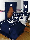 New York Yankees Comforter & Sham with Pillowcase Twin to King
