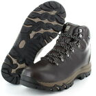 Karrimor Mens Mendip Leather Waterproof  Walking Boots Brown 7 8 9 10 11