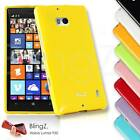 New TPU Gel Jelly/Rubber Phone Case Cover For New Nokia Lumia 930