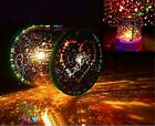 HOCA Bed Side Lamp Star Master Colorful Starry Night Cosmos Projector Kid Room