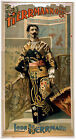 Photo Print Vintage Poster: Stage Theatre Flyer Herrmann The Great Magic Show 02