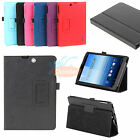 Folio PU Leather Stand Cover Case for E-Fun 7.85inch Nextbook 8 NX785QC8G Tablet