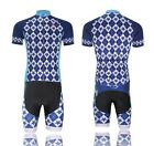 Hot! Cycling Jersey Bicycle Cycle (Bib) Short Sleeves Shirt Sport Jersey S-4XL