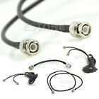 1PC BNC Male To BNC Male Cable Adapter Coaxial Cord For Surveillance Camera