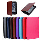 "Voltage Style PU Leather Folio Smart Case Cover For 6"" Amazon Kindle Paperwhite"