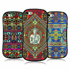 HEAD CASE DESIGNS TIBETAN PATTERN HYBRID TPU BACK CASE FOR APPLE iPHONE 5