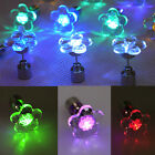 ❤ CHEAP Flower Light Up LED Glitter Earrings Studs Dance Accessories Party/Xmas