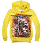 New Transformers Kids Toddlers Boys Girls Hoodie Coat Clothing 2-8 Years