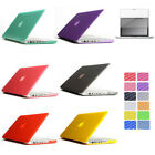"For Macbook PRO 15.4 15"" A1286 Rubberized Hard Case + Keyboard Cover+LCD Screen"