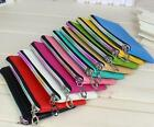 HO AU New Womens Wristlet Wallet Lady Card Coin Long Wallet Clutch Zipper Purse