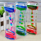 Floating Color Mix Illusion Timer Liquid Visual Desktop Toy Motion Oil Dropper