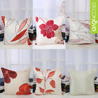 Decor Throw Pillow Case Pillowslip Sofa Seat Back Cushion Cover Square New
