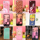 Painted Various Pattern Phone Hard Back Skin Case Cover Fit For iPhone 4/4S AU