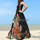 Black Maxi Dress Plus Size Prom Party For Women Maternity Coast L XL 1X 2X 3X 4X