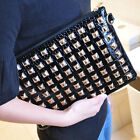 Fashion fille femme Mini Sac 4 couleur Women Shoulder Bag Envelope Handbags MW