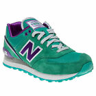 New Balance Classic Traditionnel Green Mens Trainers