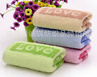 "1PC 28x13"" soft Cotton heart towel hand & bath face towels washcloths TK309-311"