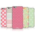 HEAD CASE DESIGNS FRENCH COUNTRY PATTERNS CASE COVER FOR APPLE iPHONE 6 4.7