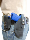 NEW Barsony Black Leather Holster + Mag Pouch KelTec Taurus Small 380 UltraComp