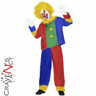 **FREE POSTAGE** Kids Clown Halloween Krusty Circus Fancy Dress Costume Book