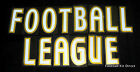 Football League Football Shirt Letter Player Size white/gold championship