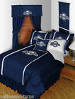 Milwaukee Brewer Comforter and Sham Set Twin to King
