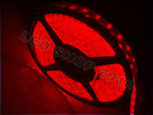 1M 2M LED 5050 Red SMD Flexible 60Led/M Strip Waterproof Party Light IP65 New
