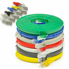High-end patch cable Super Slim installation cable Cat.6 of Cat.5e IDN