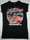 PRIMARK LADIES COCA COLA HOLIDAYS ARE COMING T SHIRT TEE SHIRT TOP UK 6 - 20 NEW
