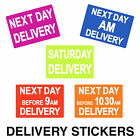 Labels / Stickers - Next Day AM - Saturday - Before 9am 10.30