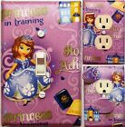 Sofia the First custom Light Switch wall plate covers kids room Decor