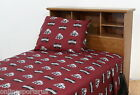 Mississippi State Bulldogs Sheet Set Twin to King