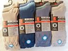 MENS EXTRA ROOMY WIDE FOOT LOOS TOP COTTON SOCKS FOR SWOLLEN FEET AND ANKLES