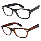 Retro Small Square Frame Man Woman Reading Glasses Clear Lens Silver Rivet RG24