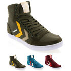 Womens Hummel Slimmer Stadil High Laced Canvas High Top Retro Trainer UK 3.5-7.5