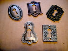 Keyhole Pendants Charms Connectors-Steampunk-Lock-Assorted-Large Lot 5pcs 10pcs