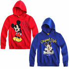Boys Mickey Mouse Hoodie Kids Hooded Jumper Long Sleeve New Age 3 4 6 8 Years