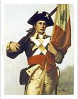 """GEORGE WILLOUGHBY MAYNARD """"Soldier Of Revolution"""" Print various SIZES, BRAND NEW"""