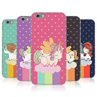 HEAD CASE FANCY UNICORNS CHUBBY COLLECTION GEL BACK CASE FOR APPLE iPHONE 6 4.7