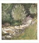 "JOHN HENRY TWACHTMAN ""Niagara River Rapids"" ON CANVAS! various SIZES, BRAND NEW"