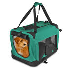 Large Pet Dog Carrier Portable Crate Cage Soft Sided Cat Comfort Travel Tote Bag