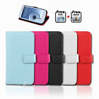 Premium Leather Flip Stand Cover Case Pouch for Samsung Galaxy S3 S 3 III i9300