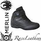CHEAP MERLIN STREET WATERPROOF ANKLE SHORT CUT MOTORCYCLE MOTORBIKE BIKE BOOT