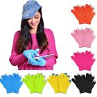 Unisex Fuzzy Touch Screen Phone Smartphone Tablet Full Finger Mittens Gloves